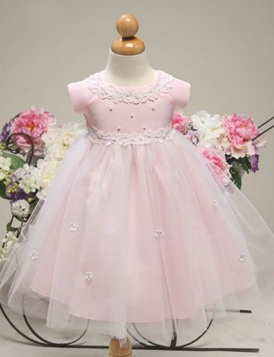 Girls Easter Dresses Baby Easter Dresses Pink Baby Easter Dresses ...