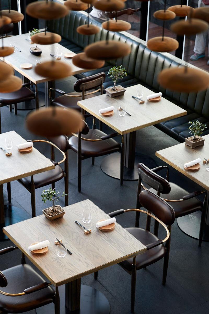 Fyn Restaurant Cape Town Exceptional Food Great Views And Memorable Interior Restaurant Interior Design Modern Restaurant Design Restaurant Table Design [ 1200 x 800 Pixel ]