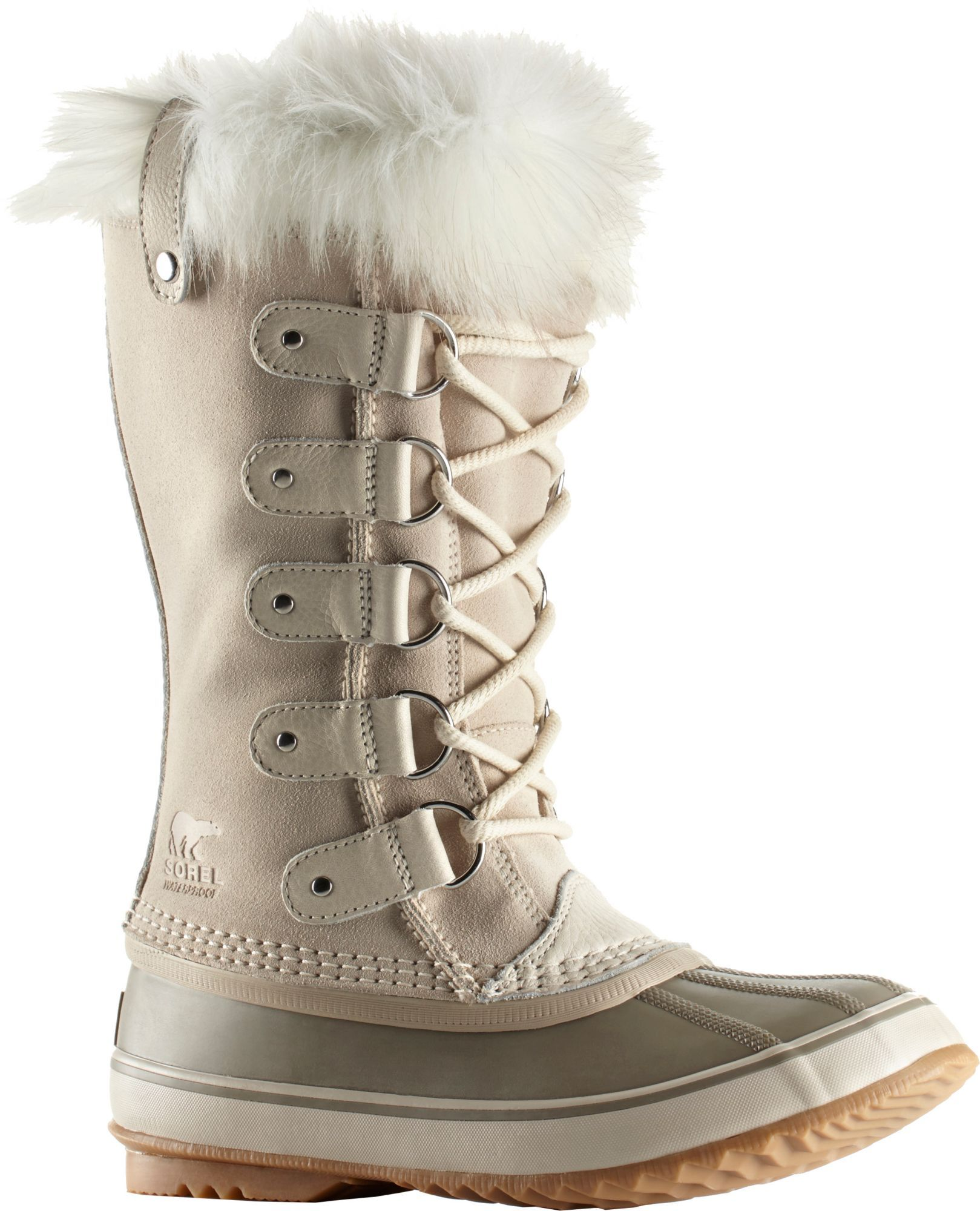 a5449aa8a9b7a Sorel Women's Joan of Arctic Insulated Waterproof Winter Boots, Size: 10.0,  Fawn