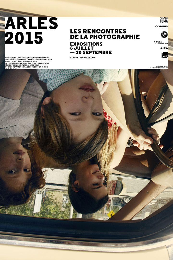 Arles 2015. Les rencontres de la photographie - ABM Studio