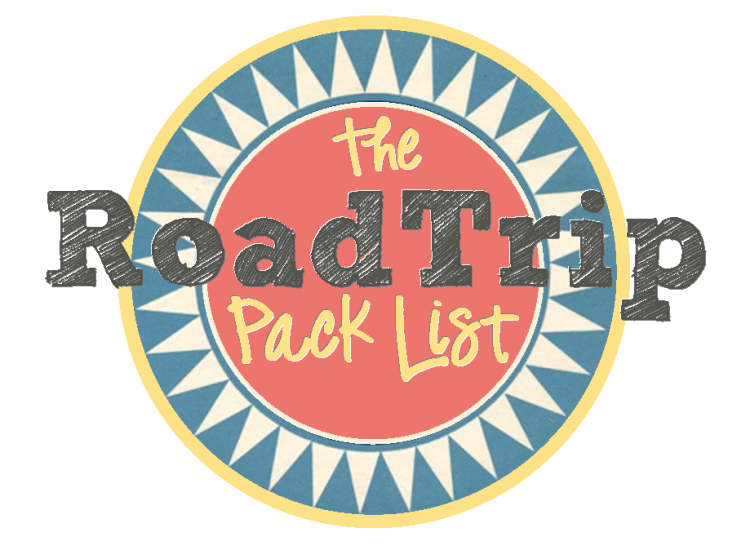 The Road Trip Pack List: Print, Highlight, Pack and Hit the Road!