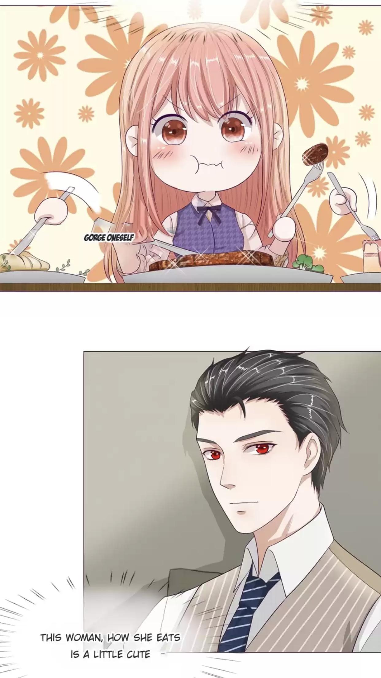 My Vampire CEO Webtoon Webtoon, Romantic love stories