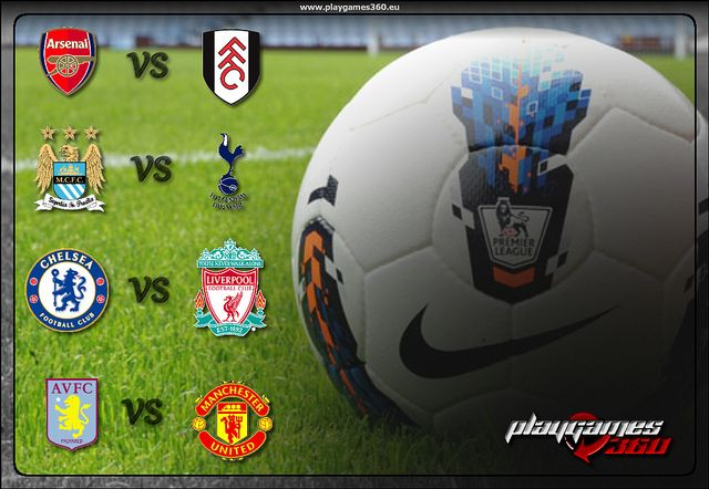 Premier League Weekend playGames360