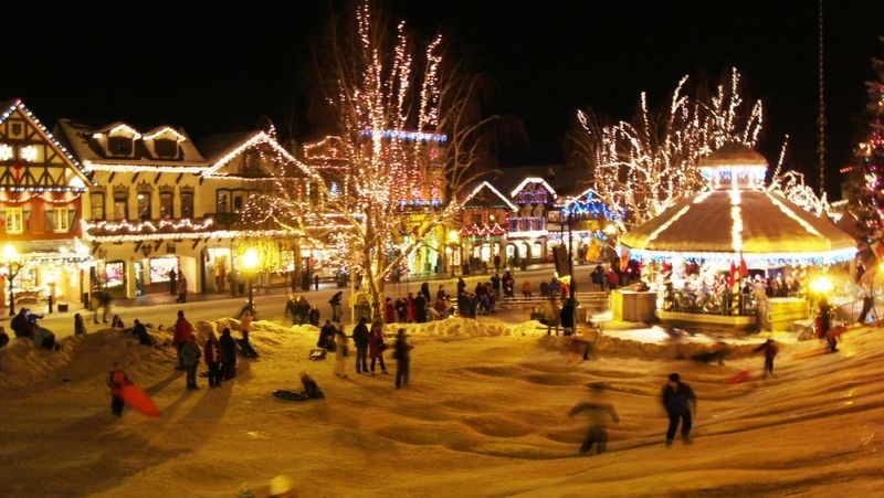 Christmas Tree Lighting Leavenworth Wa Leavenworth Washington Leavenworth Washington Christmas Leavenworth Christmas