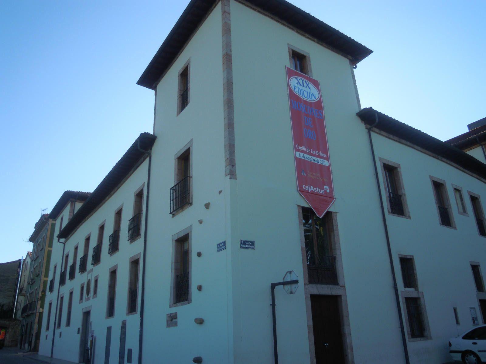 Palacio de Miranda  Valdecarzana, Casa de Cultura