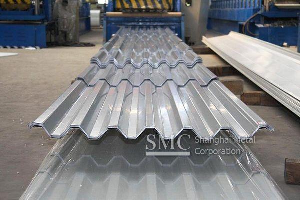 Corrugated Aluminum Sheet Aluminum Roof Aluminum Aluminium Sheet