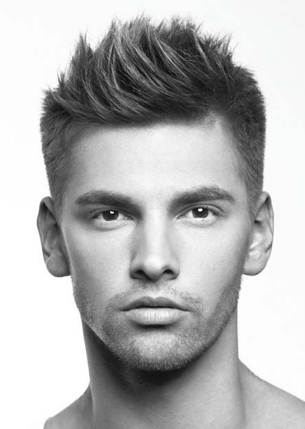 Fine 1000 Images About Men Haircuts On Pinterest Unique Hairstyles Short Hairstyles Gunalazisus