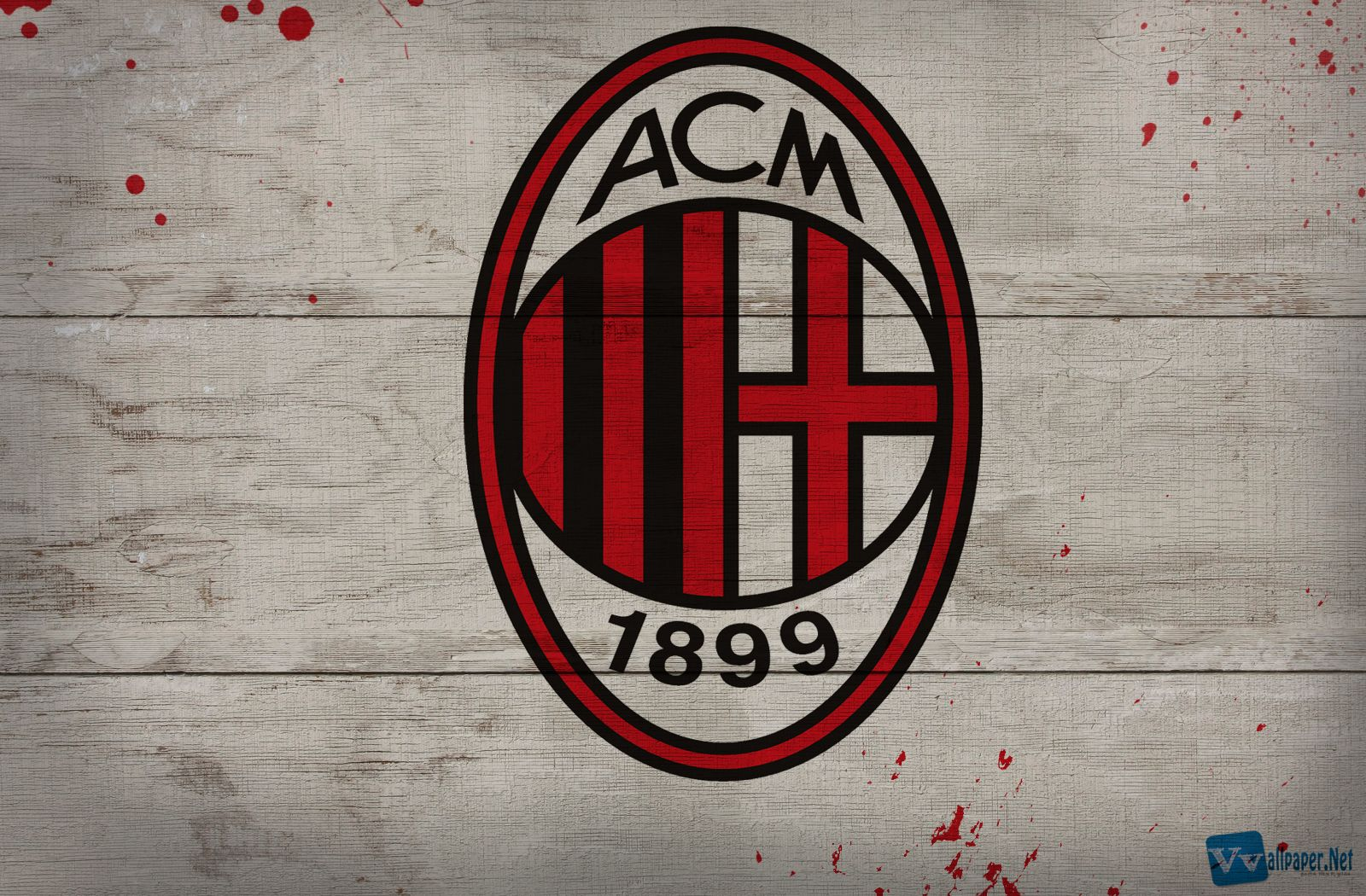 Design car club logo - Download Ac Milan Football Club Logo Design Vvallpapernet