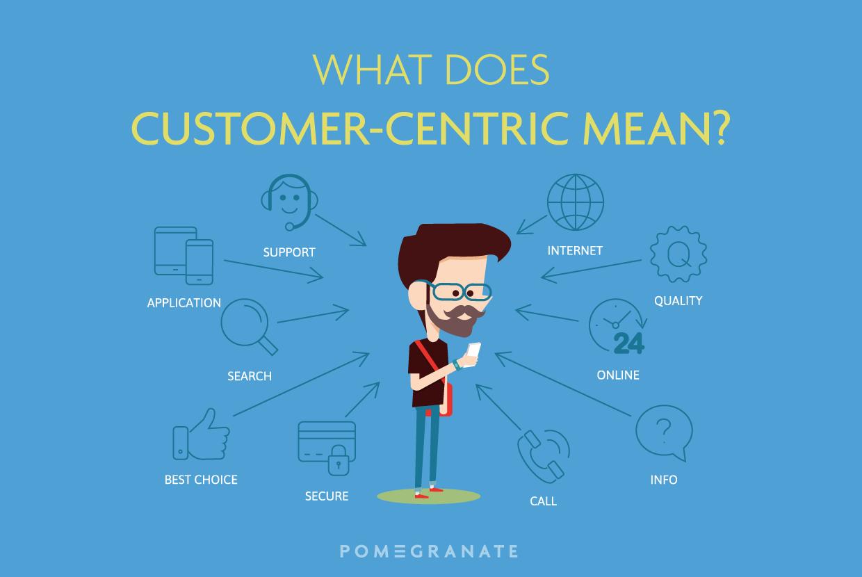 What Does 'CustomerCentric' Mean? PomegranateMedia UX