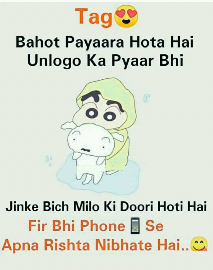 Shinchan Images With Love Quotes In Hindi In 2020 Jokes Quotes Friends Forever Quotes Love Quotes In Hindi