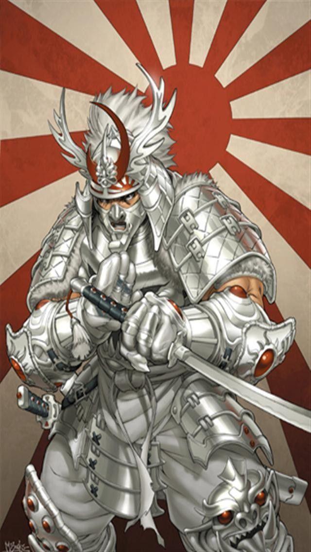 Samurai HD-640x1136 wallpapers.jpg (640×1136)