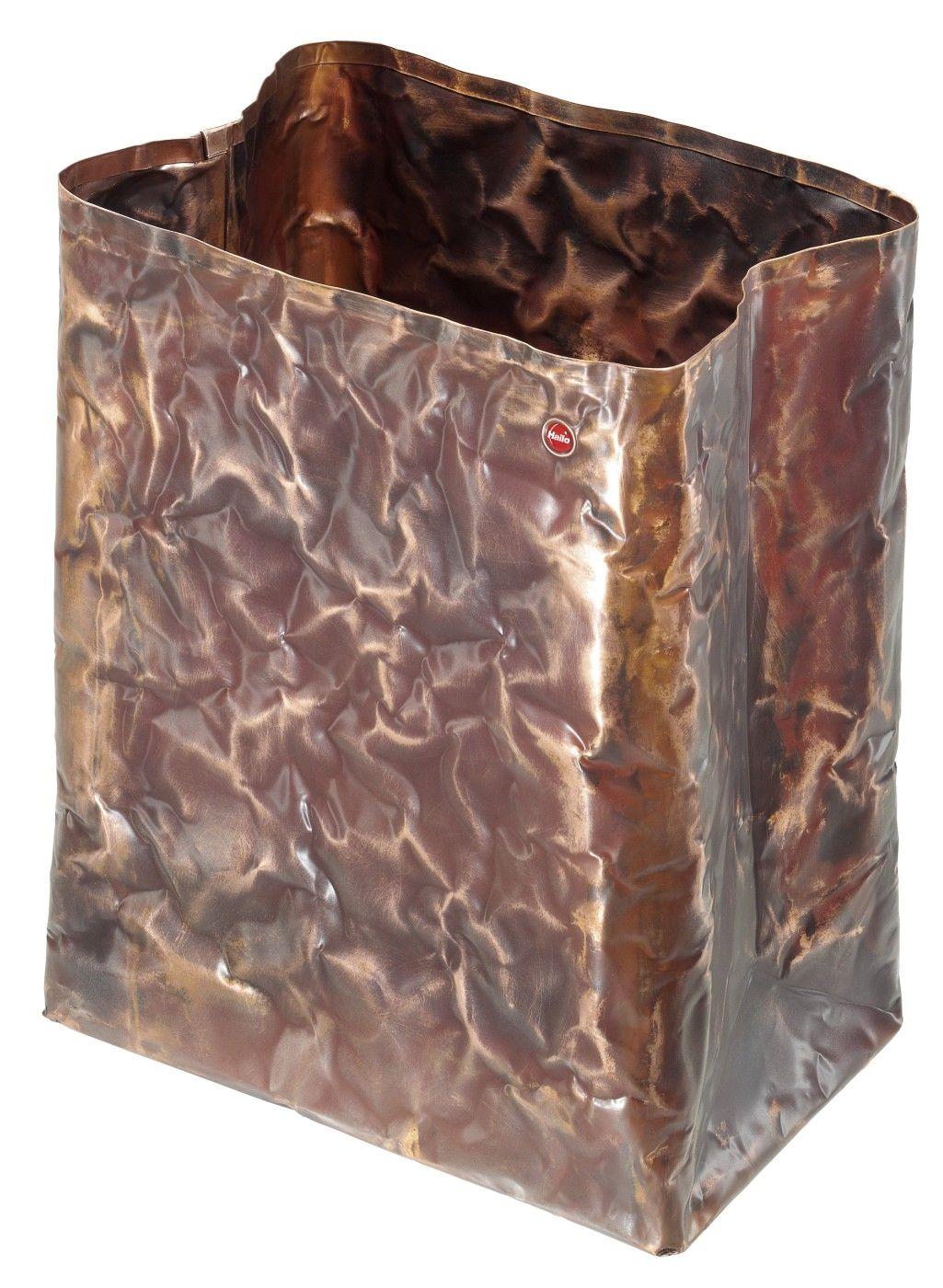 Hailo CopperBag Vintage - Design-Papierkorb   markenbaumarkt24 ...