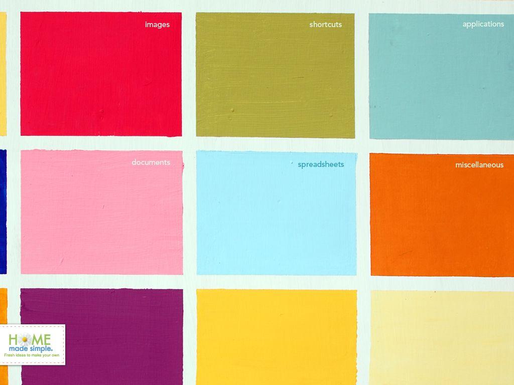 Home Garden Desktop Wallpaper Organizer Desktop Organization Create Your Own Wallpaper