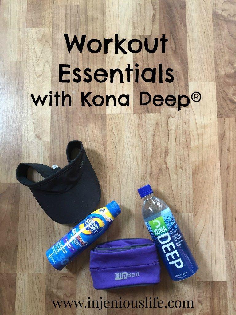 Workout Essentials with Kona Deep