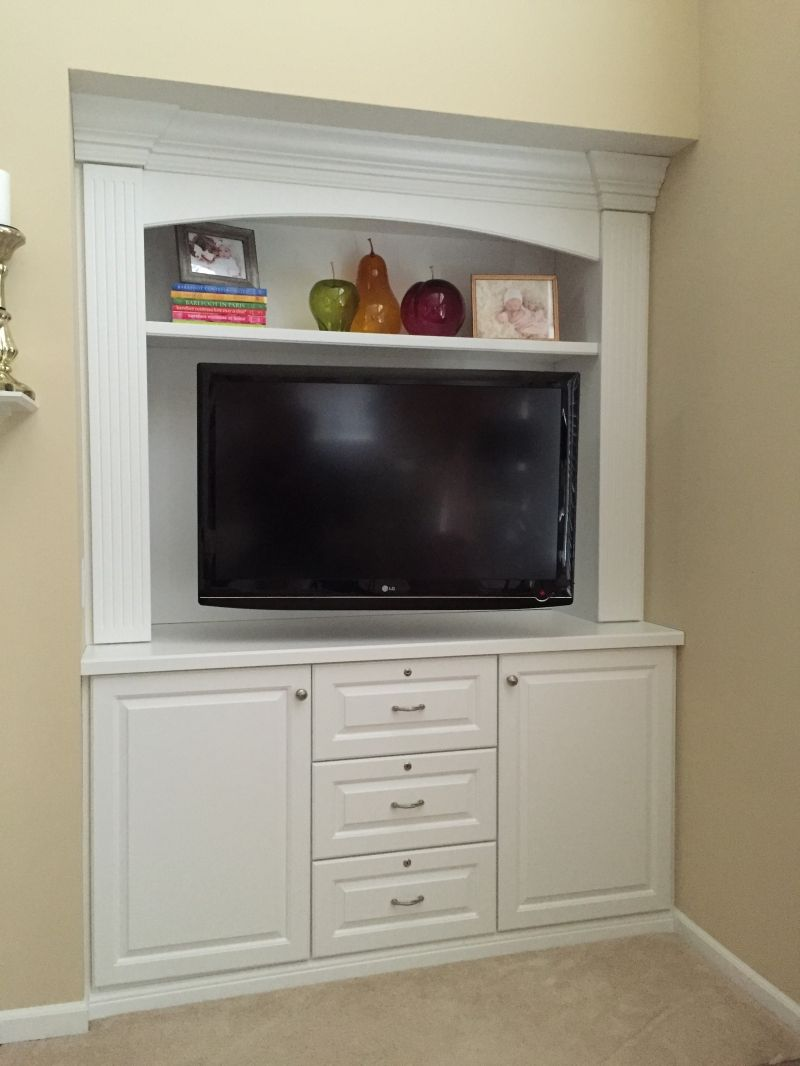 Innovative Cabinets And Closets Marvelous Media Centers Pinterest