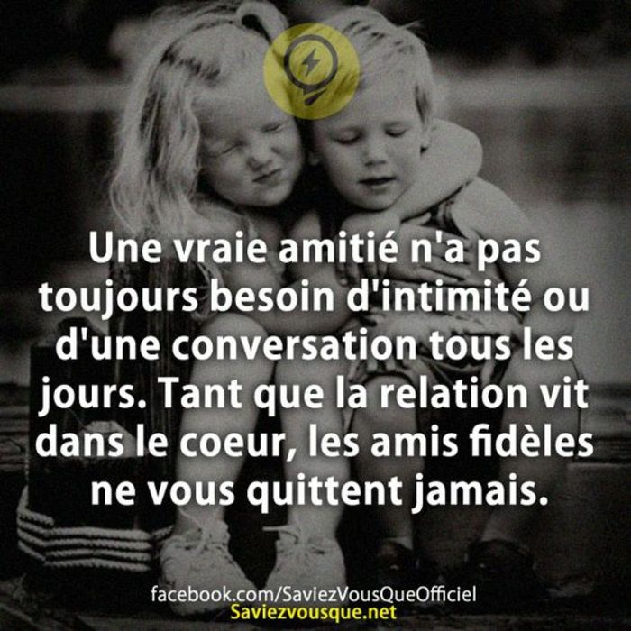 Bildergebnis Für Citation Sur L Amitié Paroles D Amitié