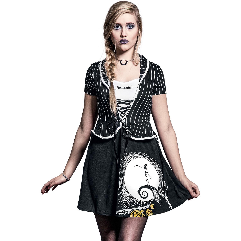 Jack Cosplay Dress - Lyhyt mekko - Painajainen Ennen Joulua