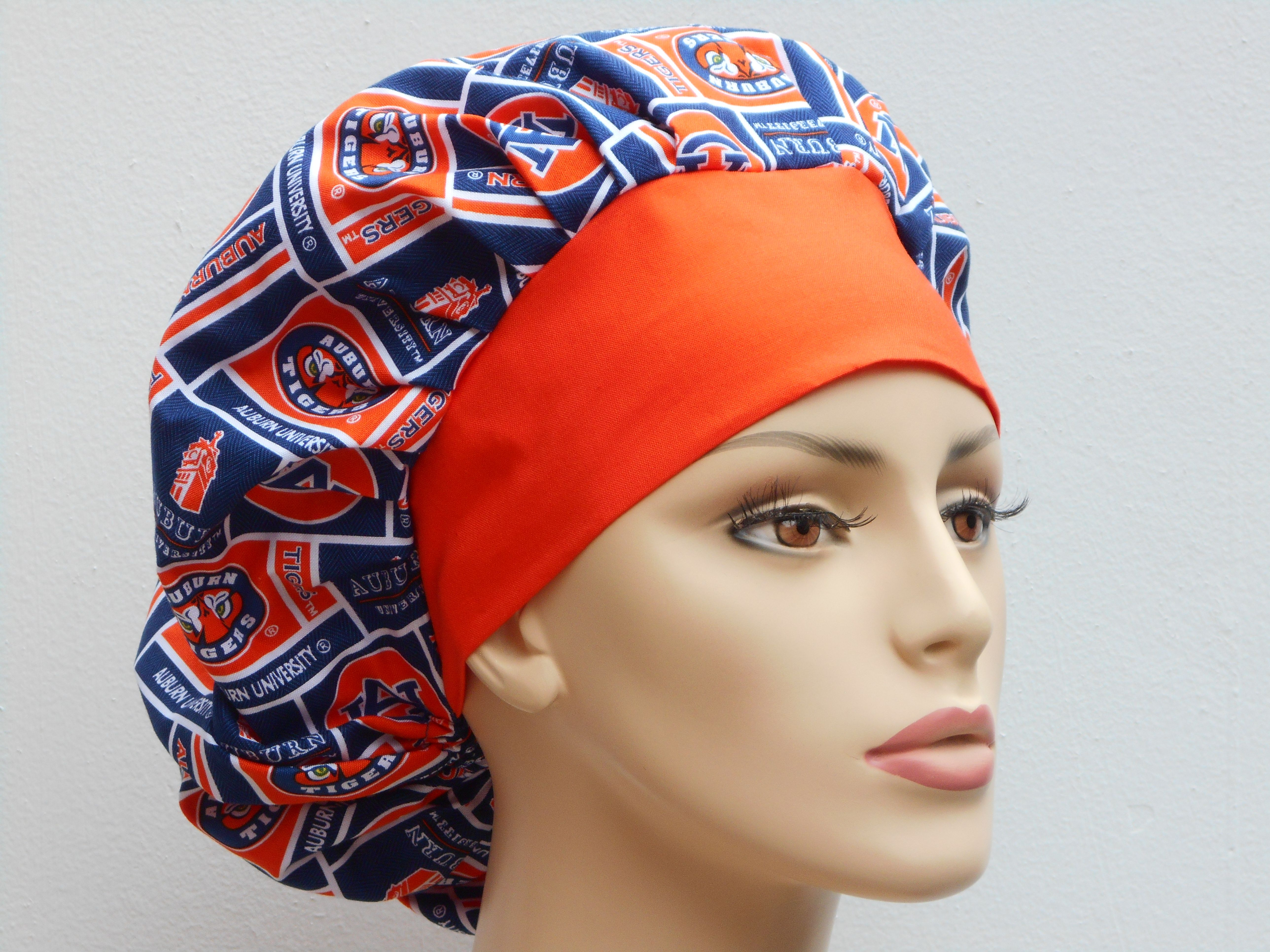 46bae459855 ... switzerland buy auburn tigers etsy store by silvercaps scrub hats  handcrafted by me pinterest tigers and