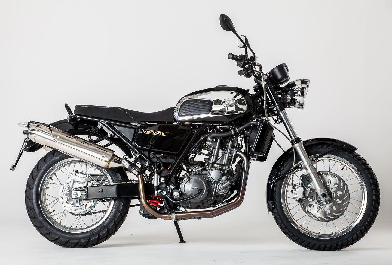 Galerie Jsou Tady Nove Motorky Jawa Retro Ladene Kousky 350 Ohc A 660 Vintage Foto 1 Auto Cz Motocikl Transport