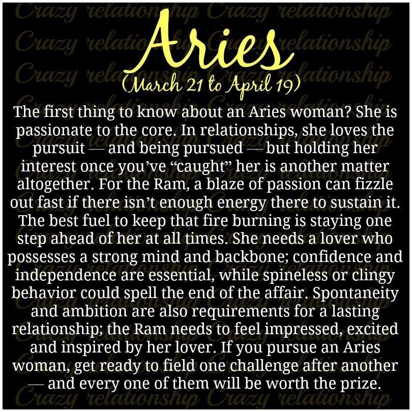 Pin by Cindy Wade on Me!!   Aries relationship, Things to
