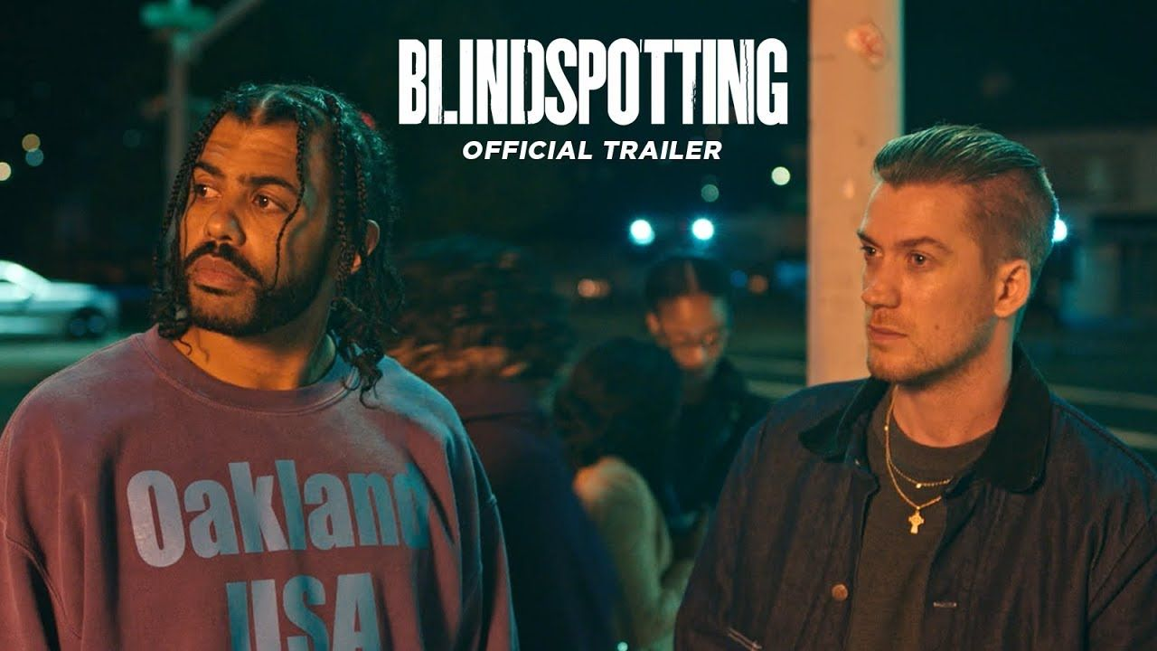 7d3f48eb67c Blindspotting (2018 Movie) Official Trailer - Daveed Diggs