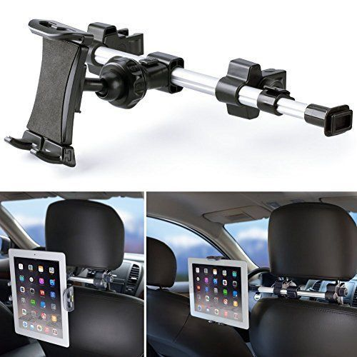Universal Car Back Seat Headrest Mount Holder For iPad Mini Air Galaxy Tablet