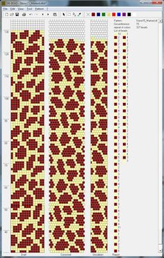 BeadedCrochet_GeometricSchemes - Mariam Nahapetyan - Веб-альбомы Picasa