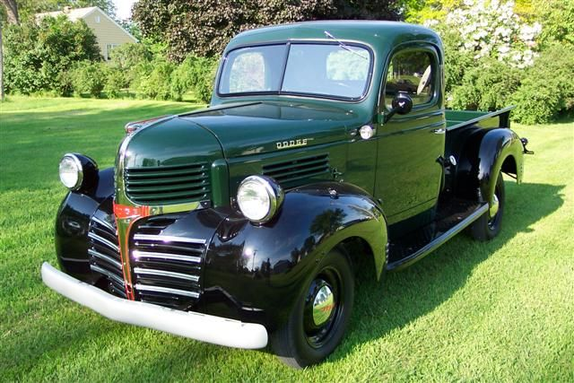 39 47 Dodge Plymouth Fargo Truck Picture Thread Classic Pickup