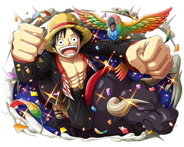 From One Piece Treasure Cruise Dibujos Luffy Personajes