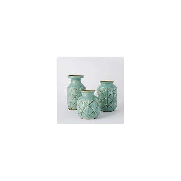 Avron Ceramic Vases 14 Via Polyvore Featuring Home Home Decor