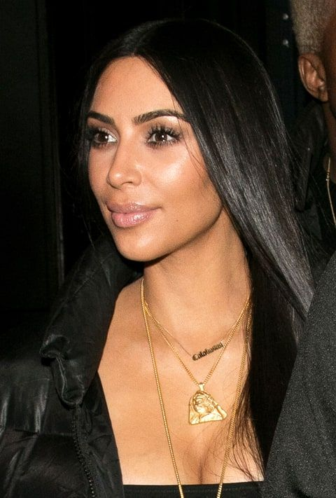 Makeup Post Youtube: Kim K. Goes Without Makeup Post-Facial (and Still Stuns