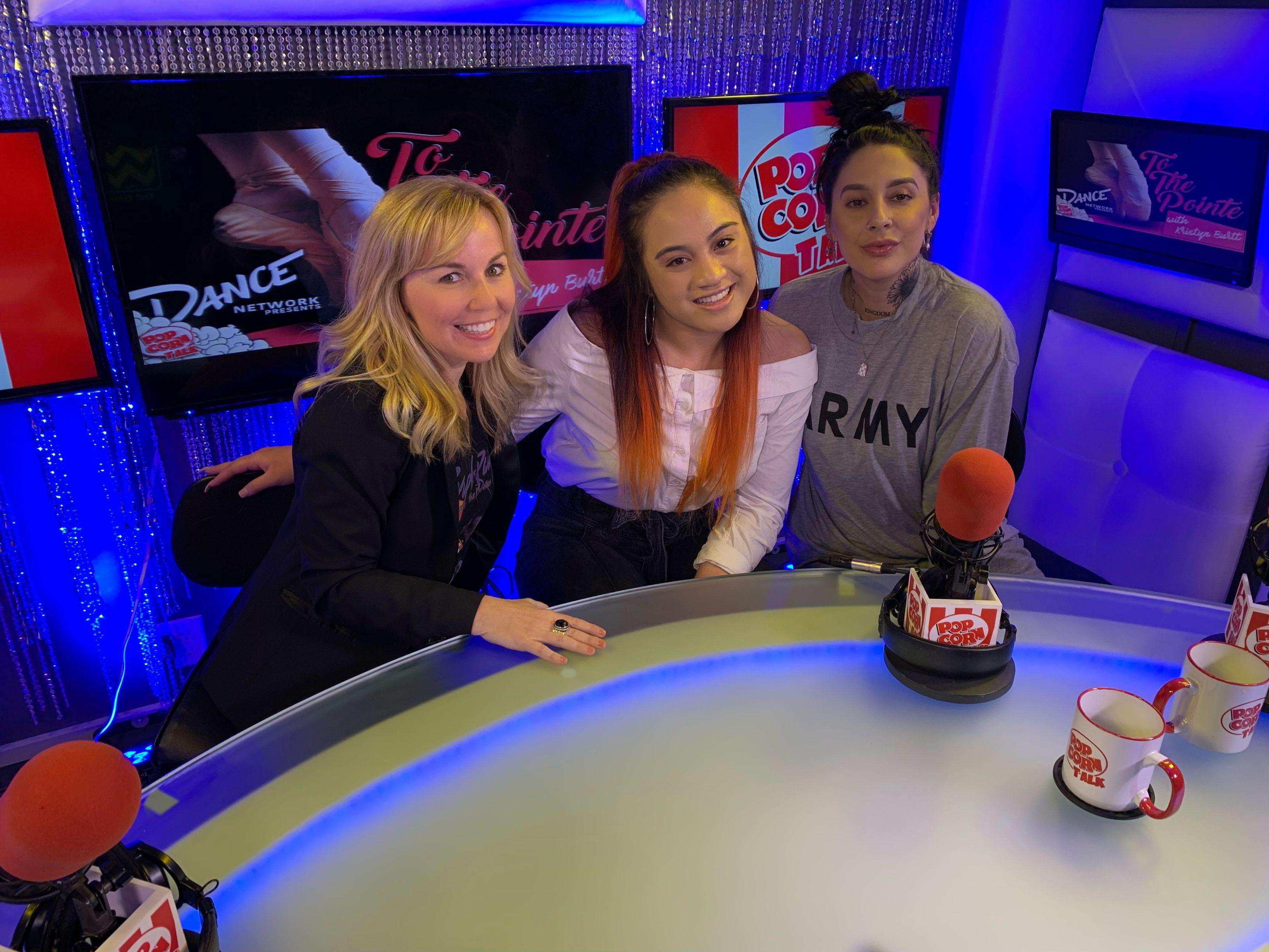 Pin On World Of Dance Season 2 Interviews
