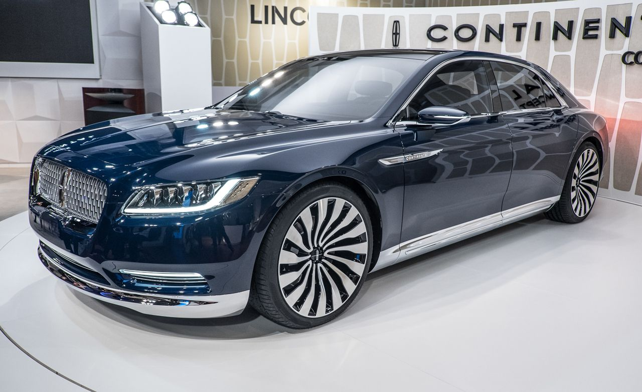 lincoln price car town watch continental youtube