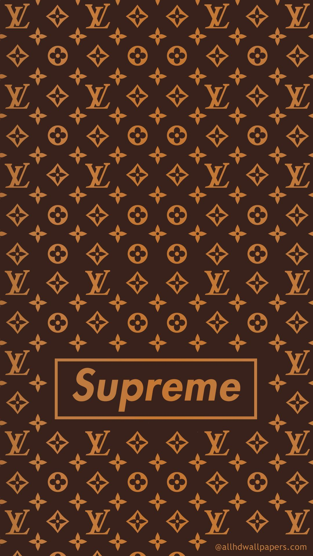 Supreme X Louis Vuitton En 2019 Fond D Ecran Telephone