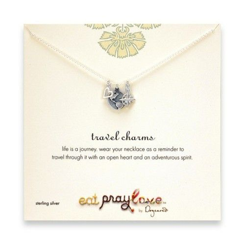 eat. pray. love. - want this necklace!