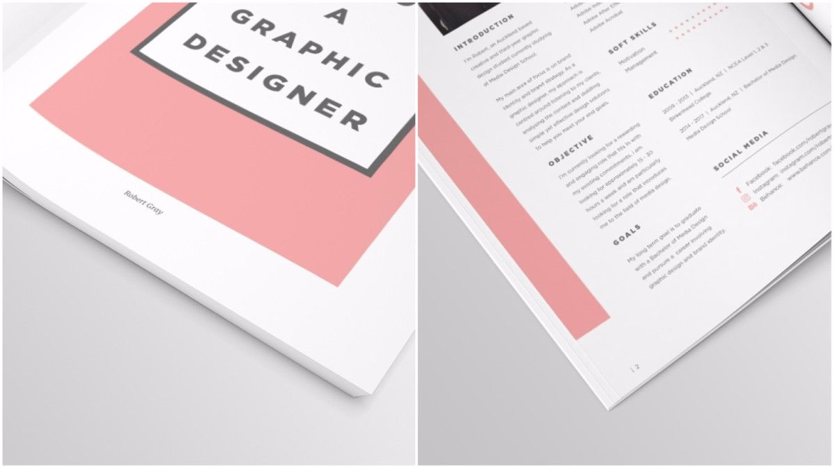 I\'m Not A Graphic Designer\': A Beautifully Minimal Graphic Design ...