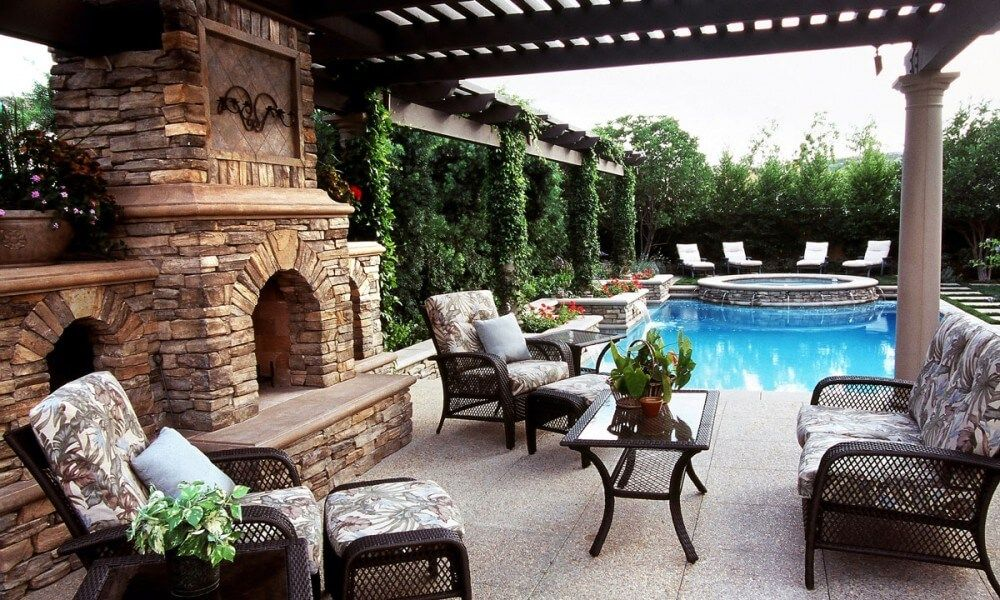 30 Patio Design Ideas for Your Backyard Muebles, Patios traseros y - patios traseros