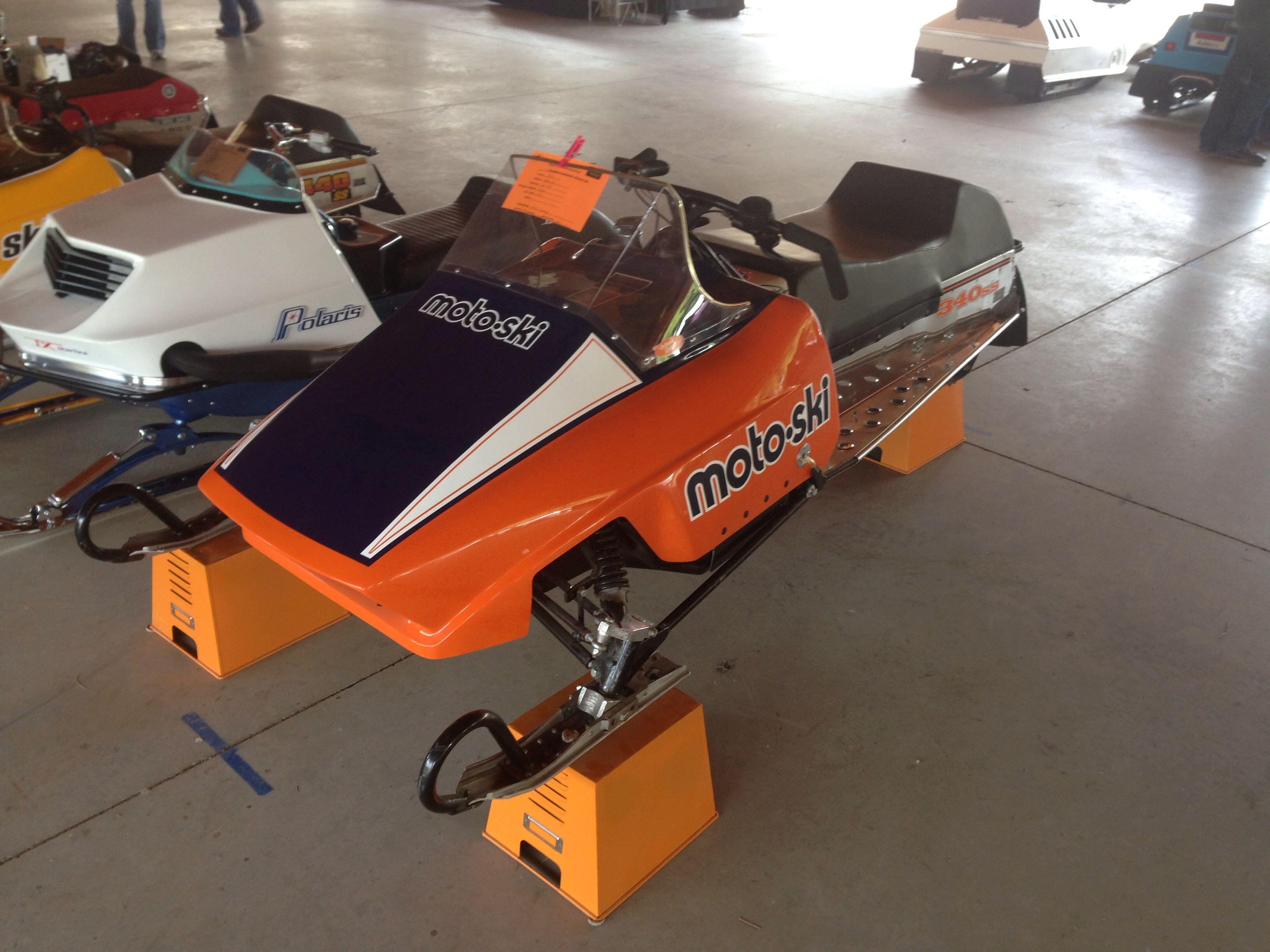 Ski whiz snowmobiles for sale - 78 Moto Ski Sno Pro