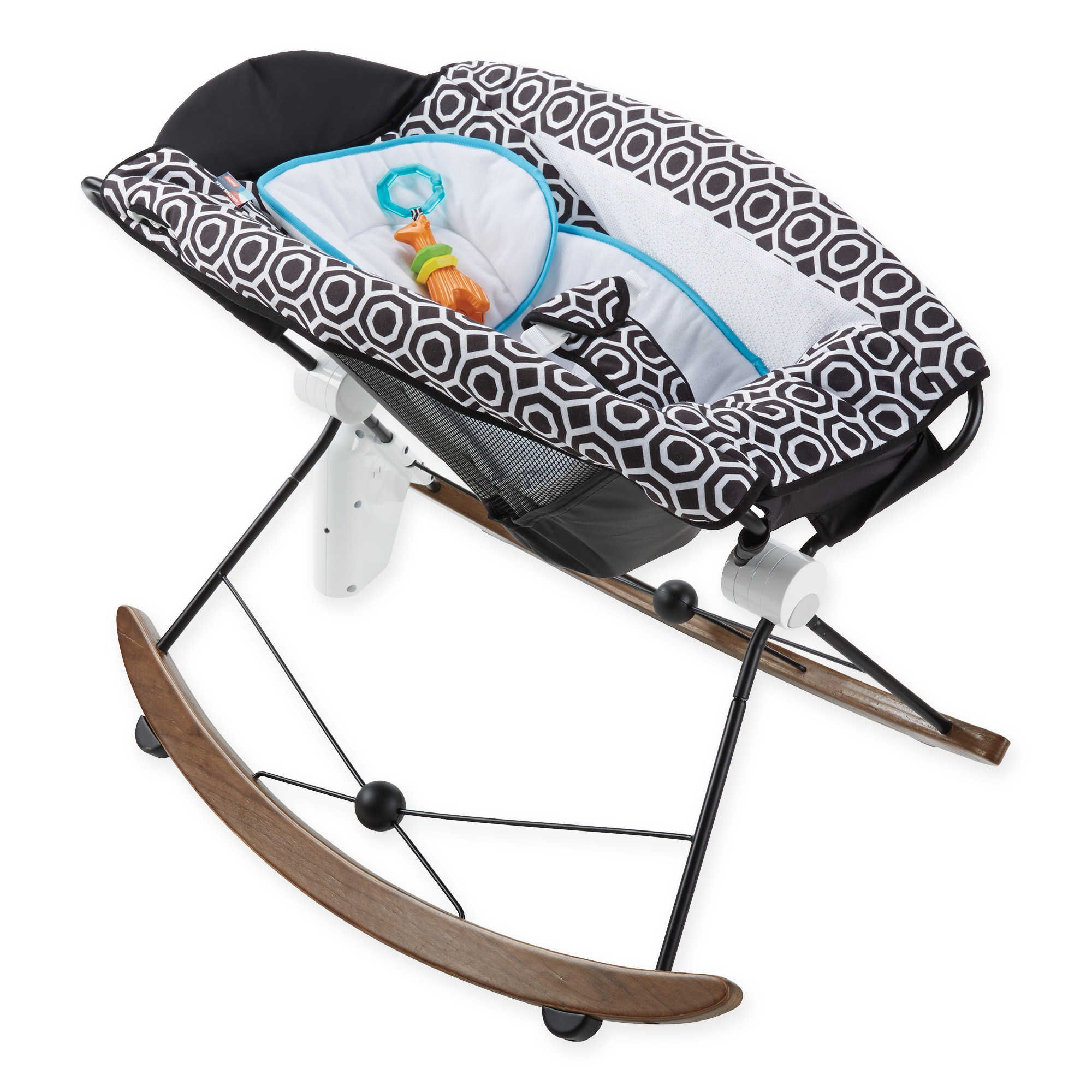 Jonathan Adler Crafted by Fisher Price Deluxe Rock n Play