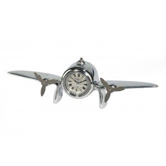 Art Deco Flight Clock