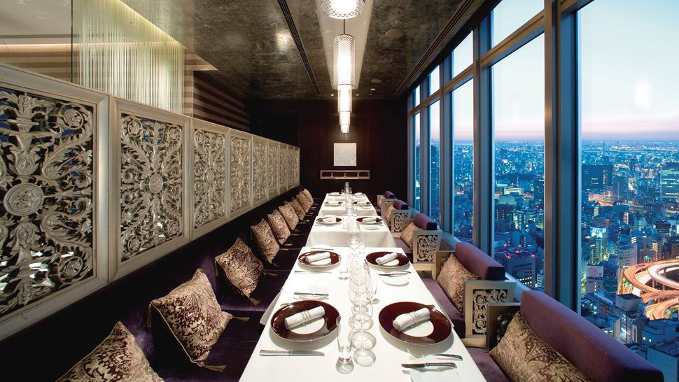Mandarin Oriental Tokyo May Boast Wide Open Views But There Are Also Some