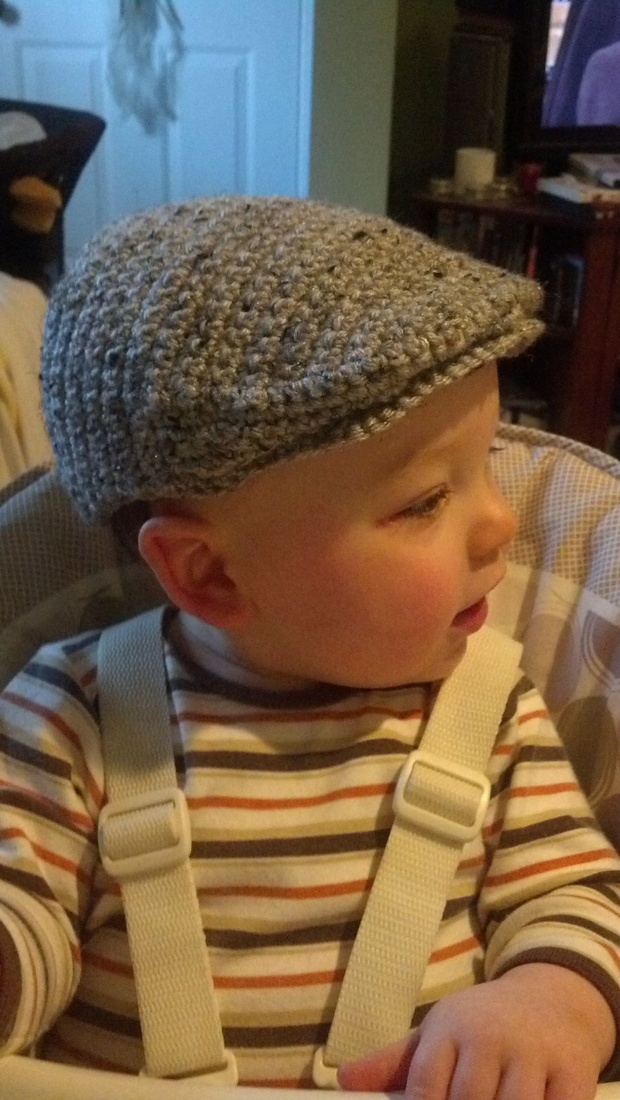 Seamus Scally Cap Child Sizes Pattern Jenny