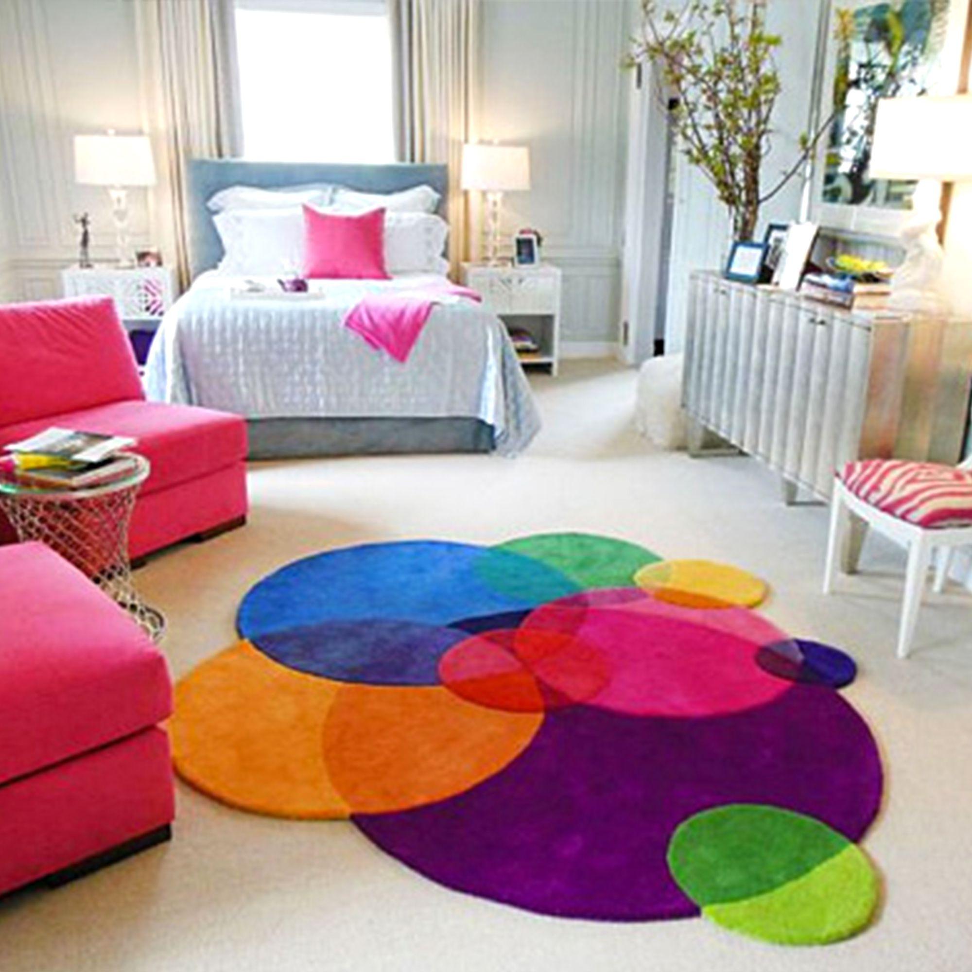 Bubbles Luxury Designer Rug Sonya Winner Rugs Studio Contemporary Round Rugs Rugs Uk Modern Colorful Rugs