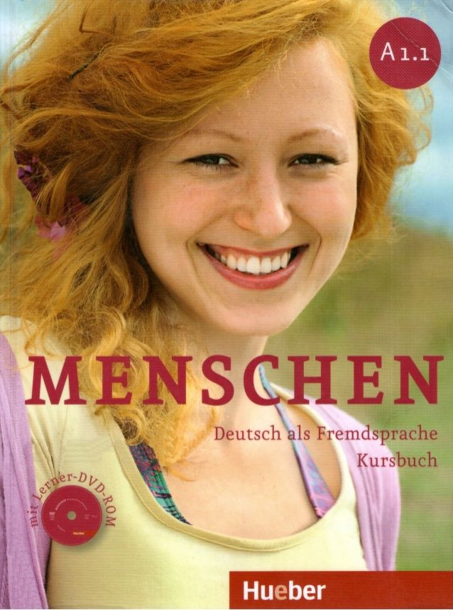 Menschen  Deutsch Als Fremdsprache A1 1  The Menschen Series Is Designed To Be A Fresh And