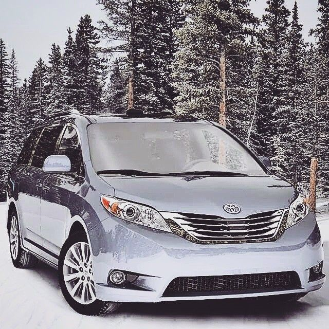 The 2015 Toyota Sienna which was rated the safest minivan and the