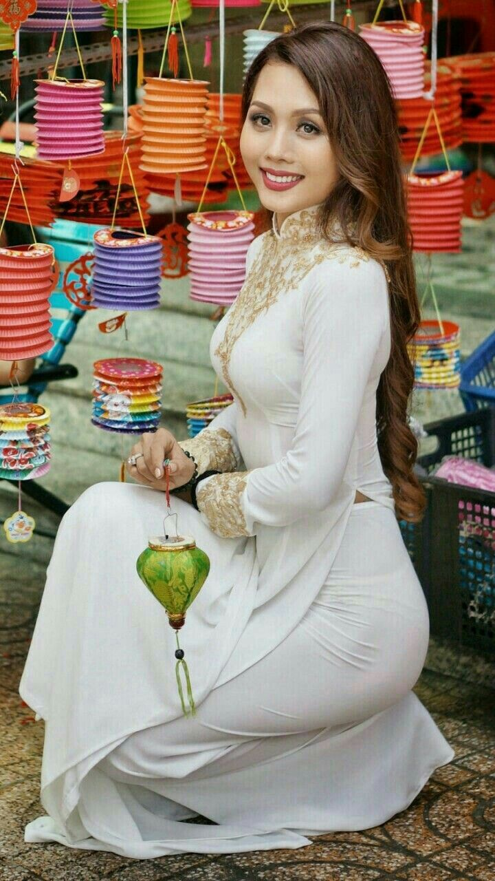 Pin by U and Me on Vietnamese Beauty | Pinterest | Ao dai, Asian ...