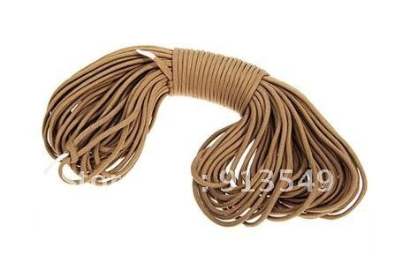 military grade parachute cord for rope