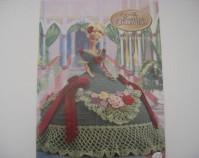 The Antebellum Collection Miss March1991 Annies Calendar Bed Doll ...