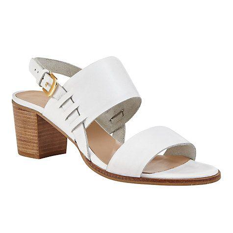 Buy John Lewis Jessie Block Heeled Sandals Online at johnlewis.com