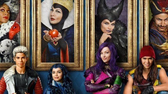 disney descendants   Who are there other parents